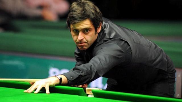 Snooker-Rocket to face Ebdon at Crucible