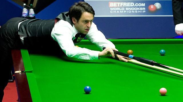 Snooker-Sublime O'Sullivan storms into semis