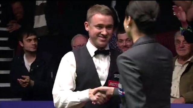 Snooker-Video: Hendry's Crucible maximum