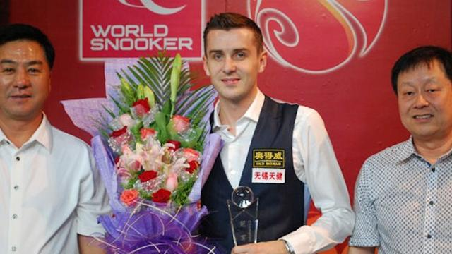 Snooker-Wuxi Classic becomes ranking event