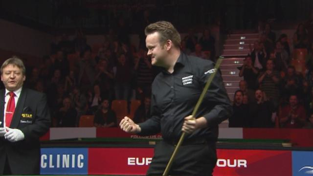 Watch Shaun Murphy's 147 maximum in Germany