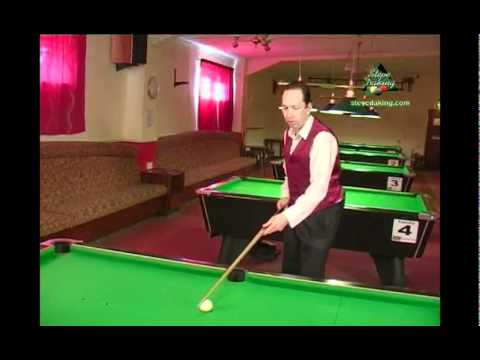 Pool Coaching Clinic - Topspin