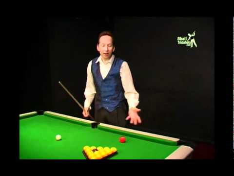 8balltrickshots.com - Round the rack