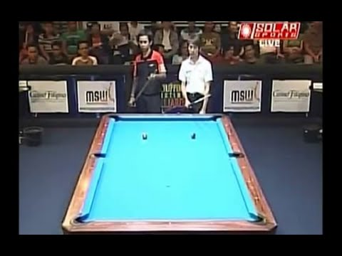 Lee Van Corteza vs Ching-Shun Yang | Philippine Big Time Billiards 10-ball