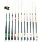 A and D Billiards Cues