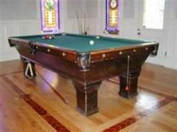 B  &  B Billiard Tables