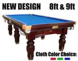 Billiard Table Recloths Removals & Repairs