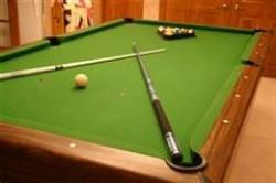 Billiards For Pleasure