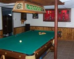 Red Triangle Snooker Room