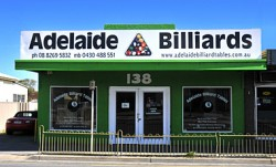 Adelaide and Country Billiard Tables